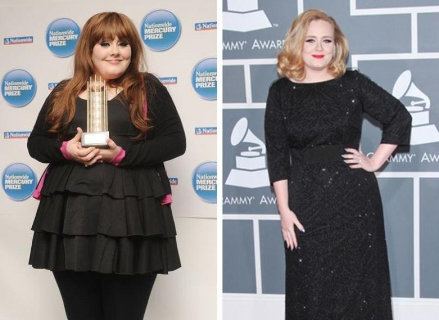 Découvrez le régime minceur d'Adele, enfin dévoilé