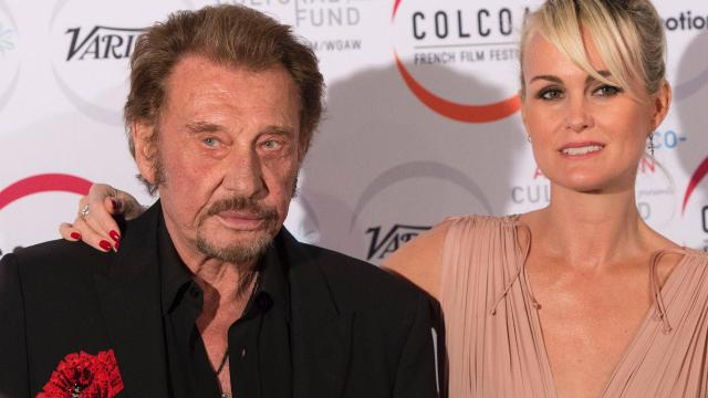 Johnny Hallyday mène son combat contre le cancer !