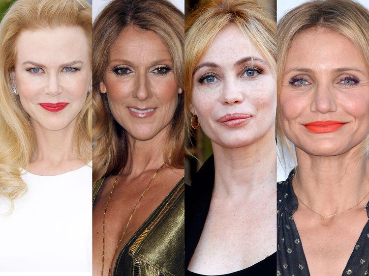 Ces stars hollywoodiennes qui refusent de vieillir