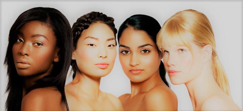 Focus sur les préférences de beauté féminine dans le monde